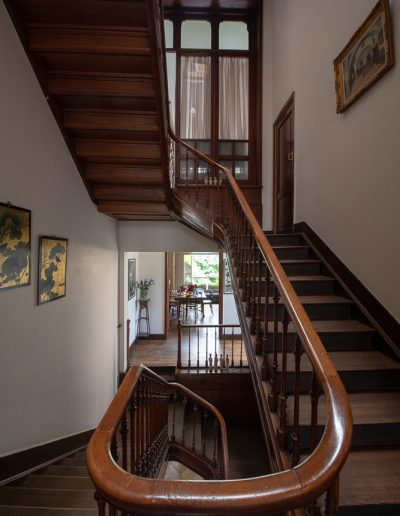 Maison Frison Horta Staircase
